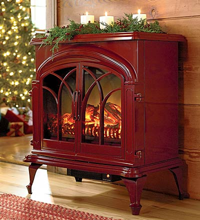 Thanks Mail Carrier Plow Amp Hearth Electric Stove Review