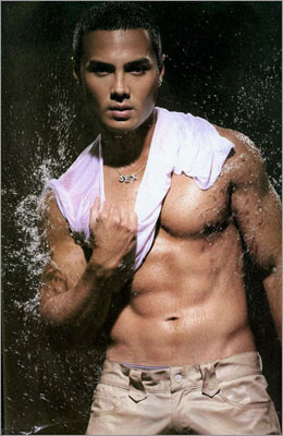 Filipino Male Model 5