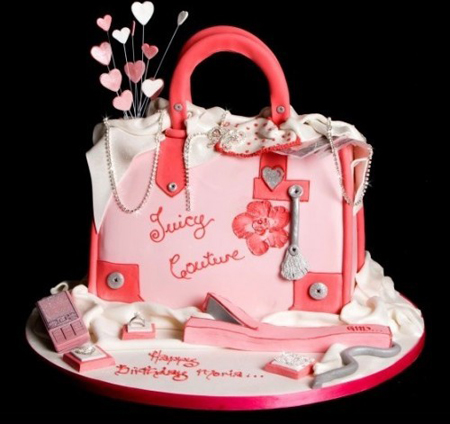 B&B FASHION HOUSE: FASHION BIRTHDAY CAKES