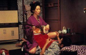 Eiko matsuda en en el reino de los sentidos 2