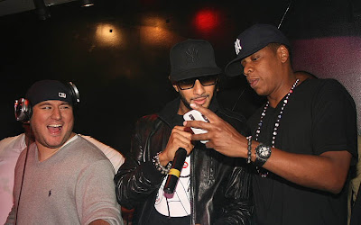 LEGEND JAY Z PARTIES AT THE IMPERIAL NYC