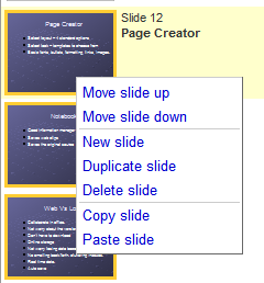 customize the background of a google presentation