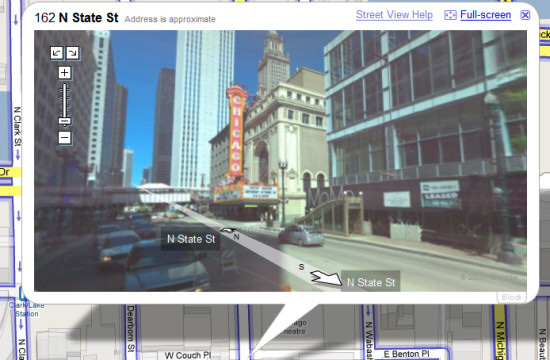 Google Maps Philadelphia City Hall