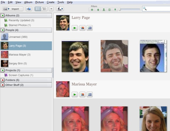 Picasa 3 5 Adds Face Recognition
