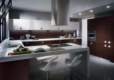 Dise os de cocinas cocinas integrales muebles de cocina - Camera da letto moderna scavolini ...