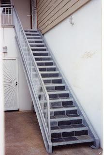 Escaleras de Aluminio  Metalicas  Escaleras de Madera