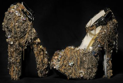 most extravagant shoes