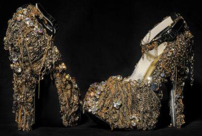 most extravagant shoes