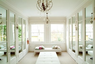 white walk in closet design ideas