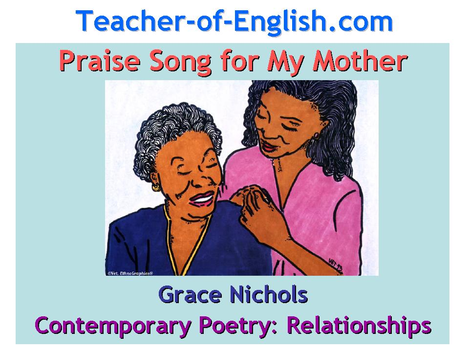 Nettles praise song for my mother | Research paper Sample - July