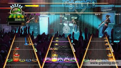 guitar hero 4 player xbox 360 games music