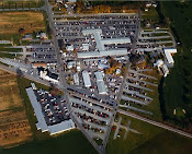 Arial photo of Root' Country Market & Auction