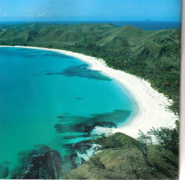 South Pacific Beaches: Carbon-Based: Preparing For Storms On Pacific Islands
