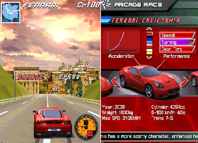 Free Download For Race Car Game For Nokia C