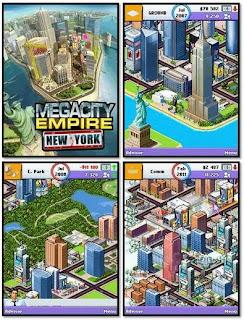 Megacity empire new york, asyiknya membangun sebuah kota.