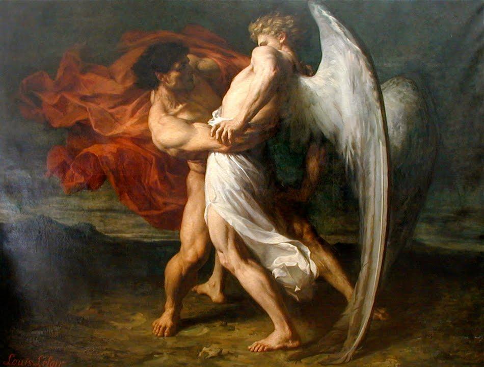 Mal'ach Ha'Elohim | Angel of the Lord/Ya'akov | Jacob