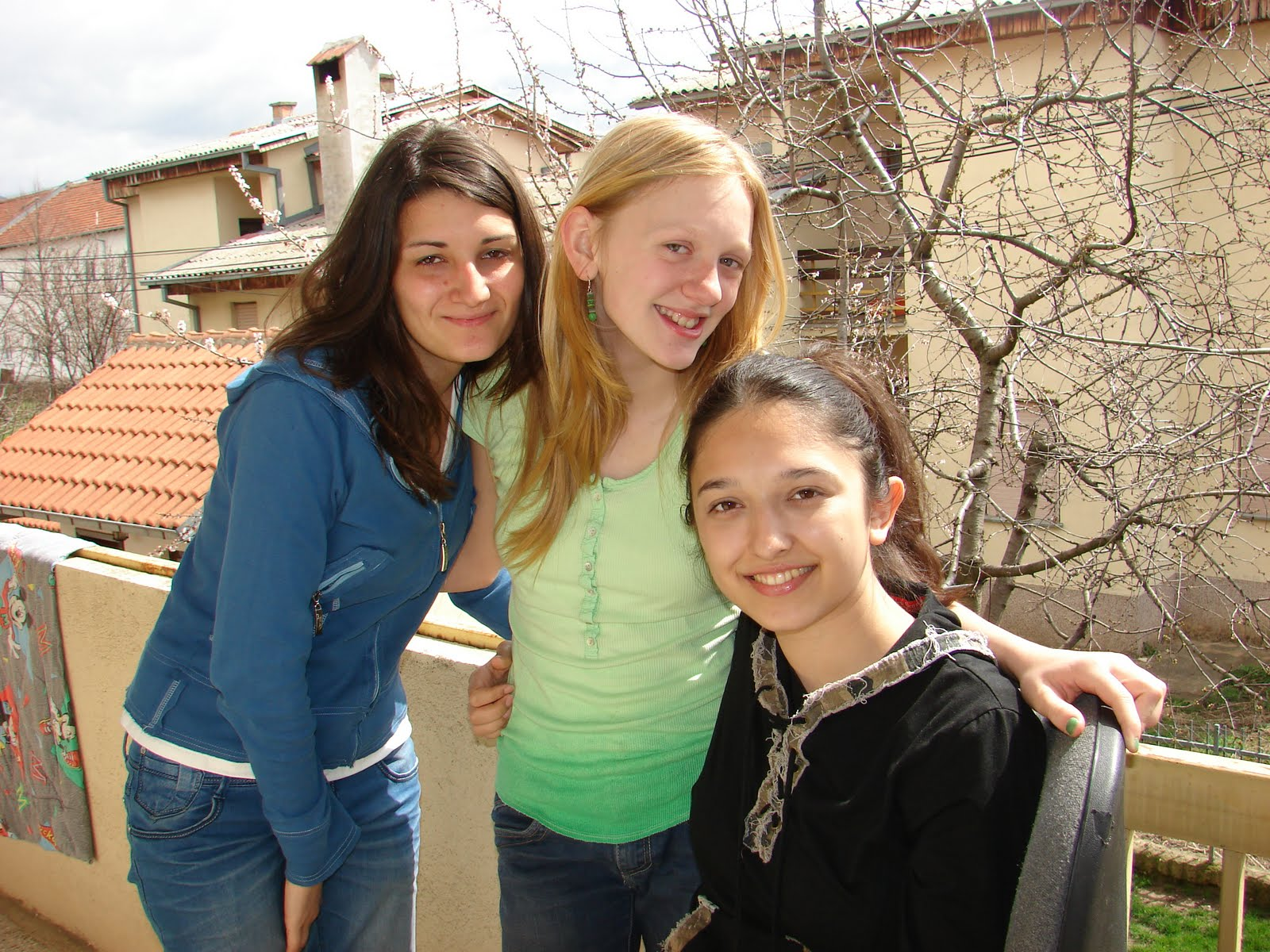 Skopje girls