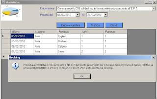 ept Nuovi screenshots del software