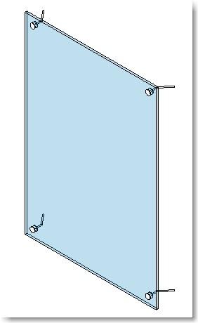 Broken Revit Planar Glazing Panel - Fixed (Download) - Infinite BIM