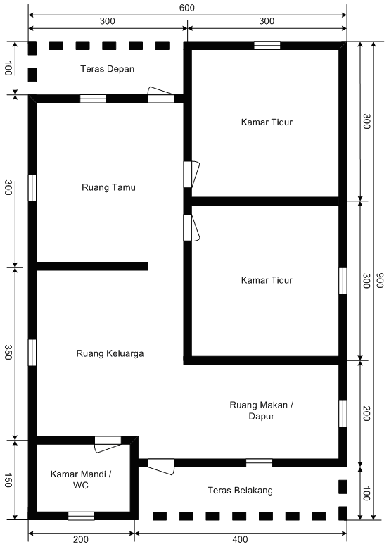 Road To 01 Pemasangan Instalasi Listrik Rumah Tinggal Tipe 54