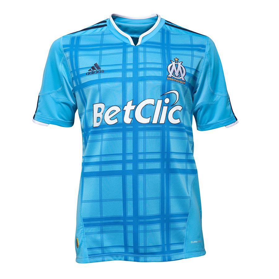 Olympique De Marseille Kit 2010/2011