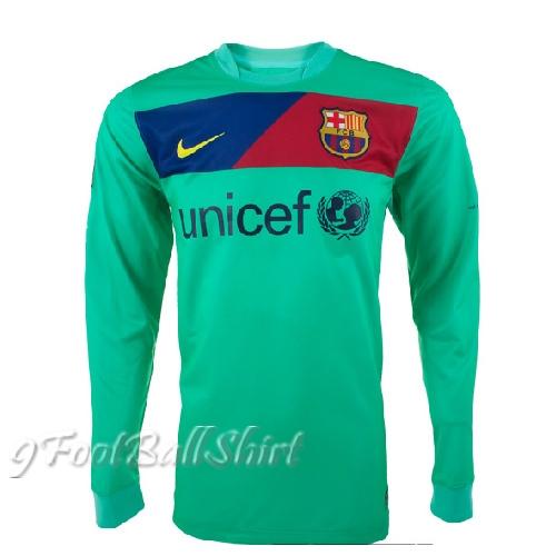 the latest fd362 13c58 Barcelona Kit Long Sleeve 2010/2011 | Manchester City Wallpaper