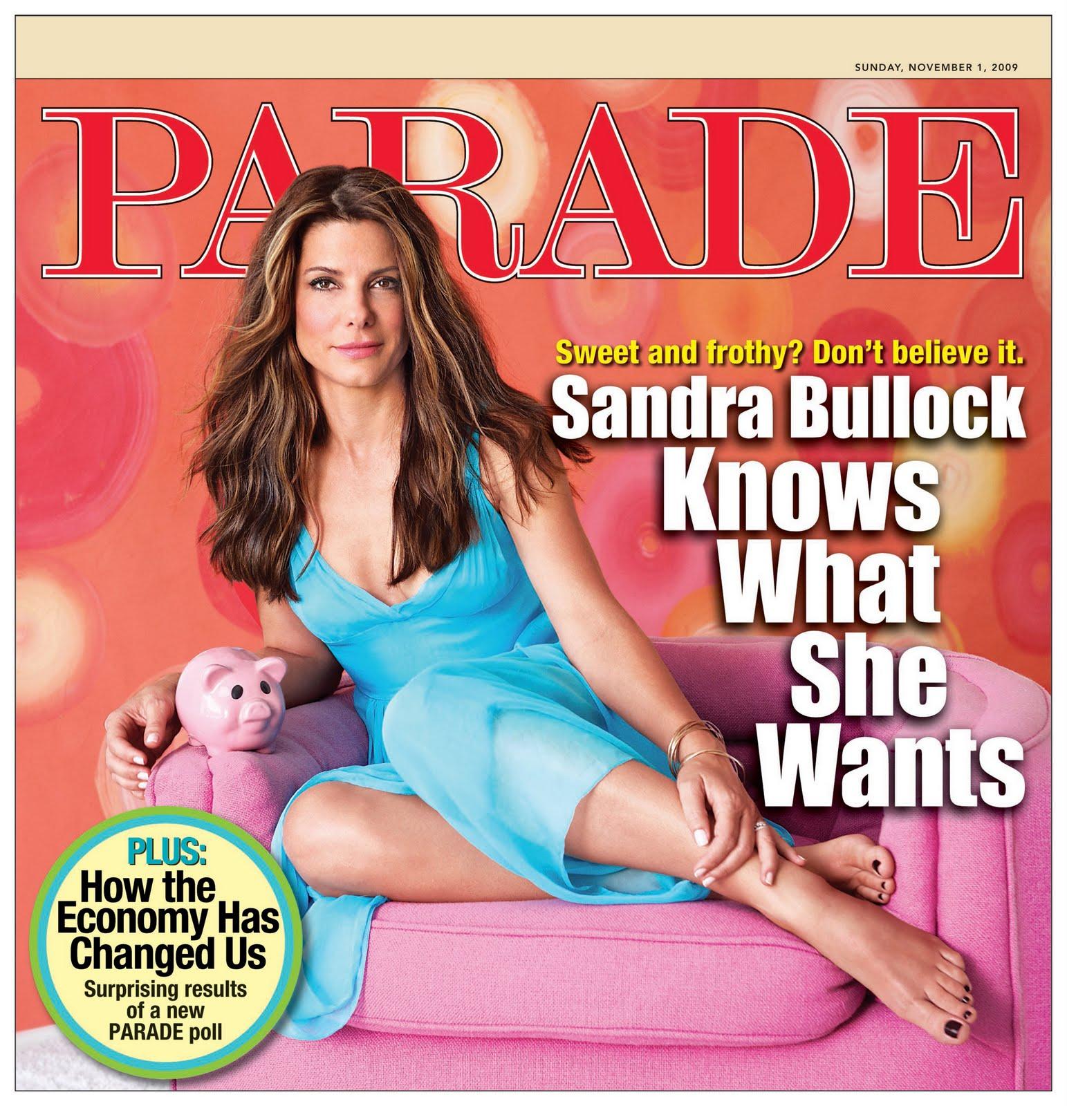 Sandra bullock soles