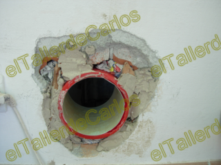 Eltallerdecarlos julio 2010 - Tapar agujero techo ...