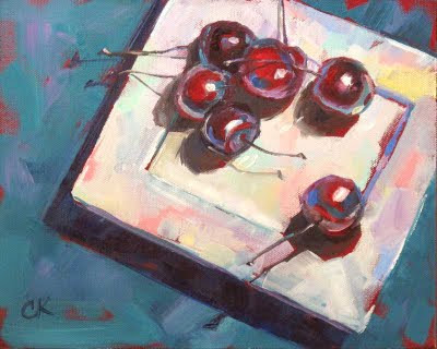 Connie Kleinjans still life