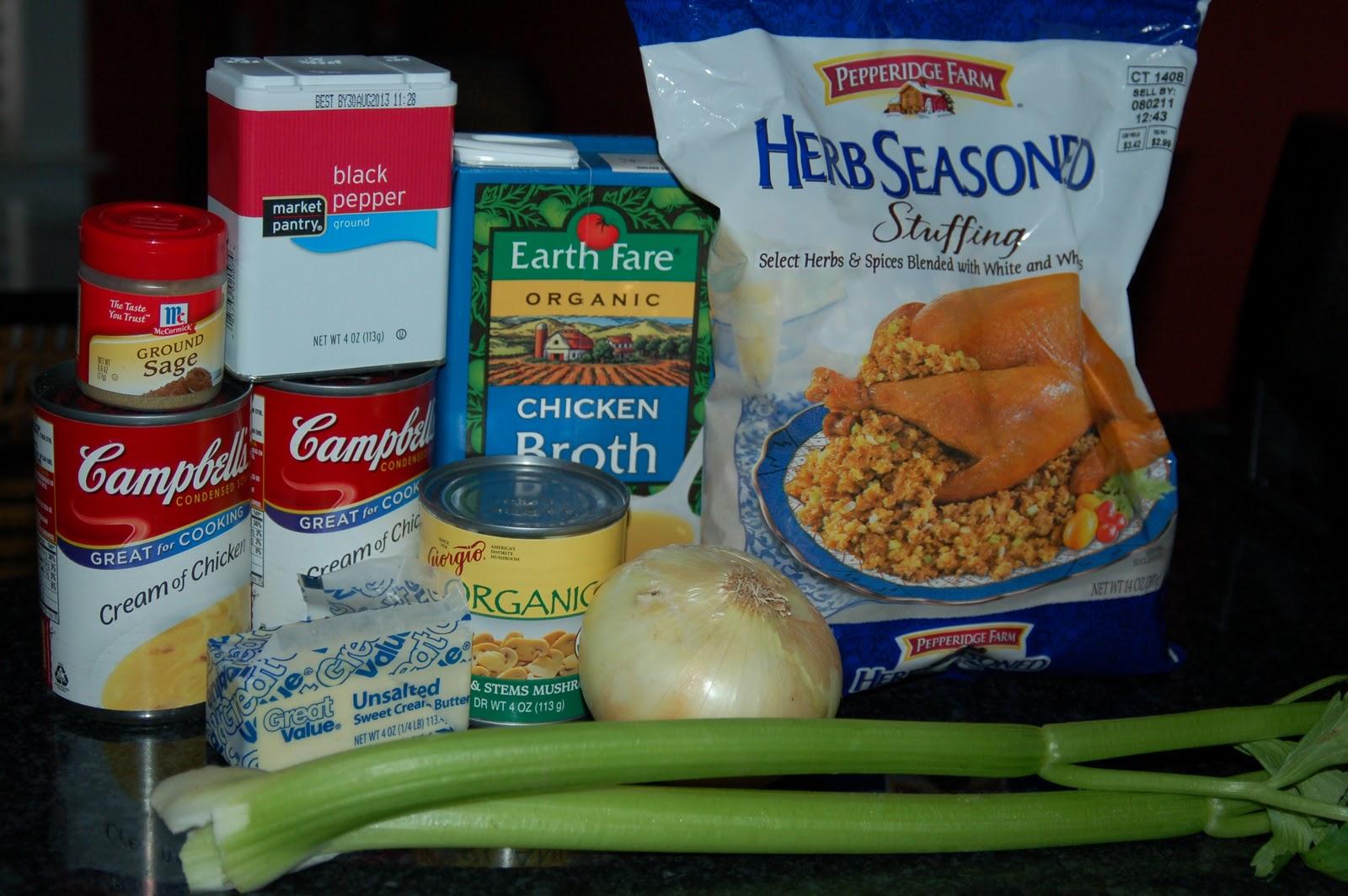 MiMi's Making Meals: Crock-pot Cornbread Dressing
