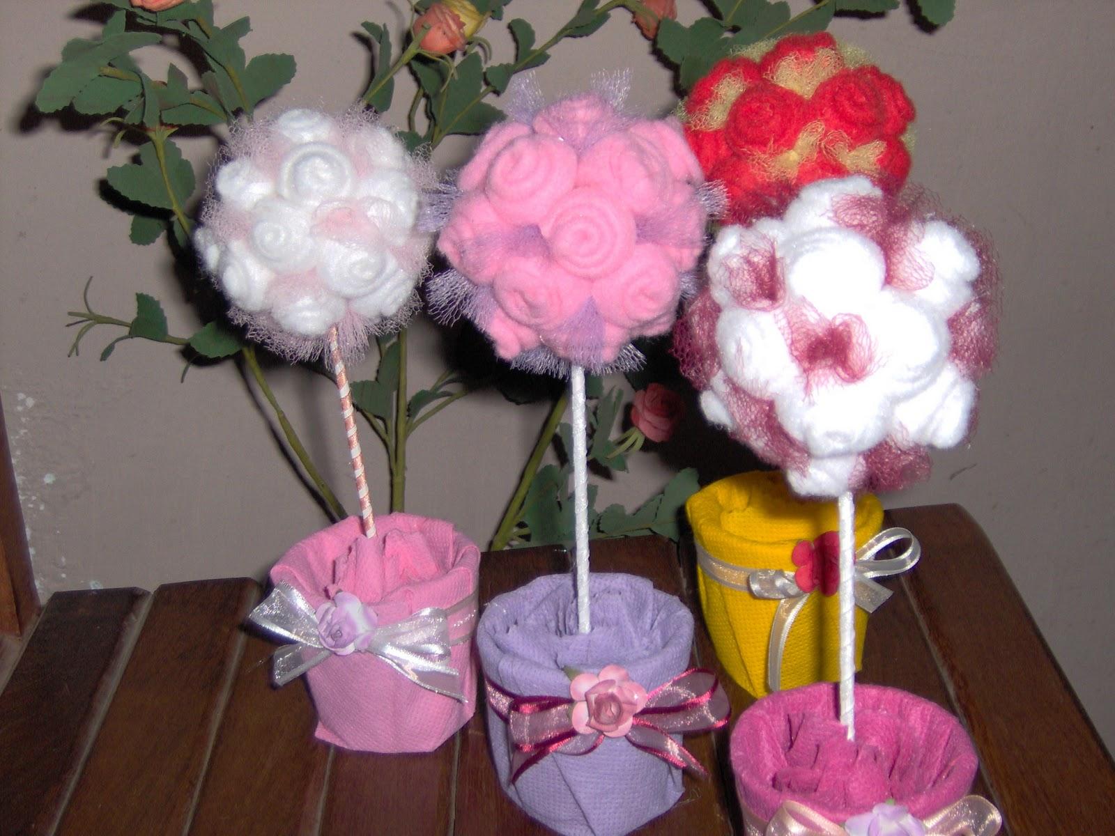 Handicrafts For Home Decoration Guardilla De Ilusiones Topiario