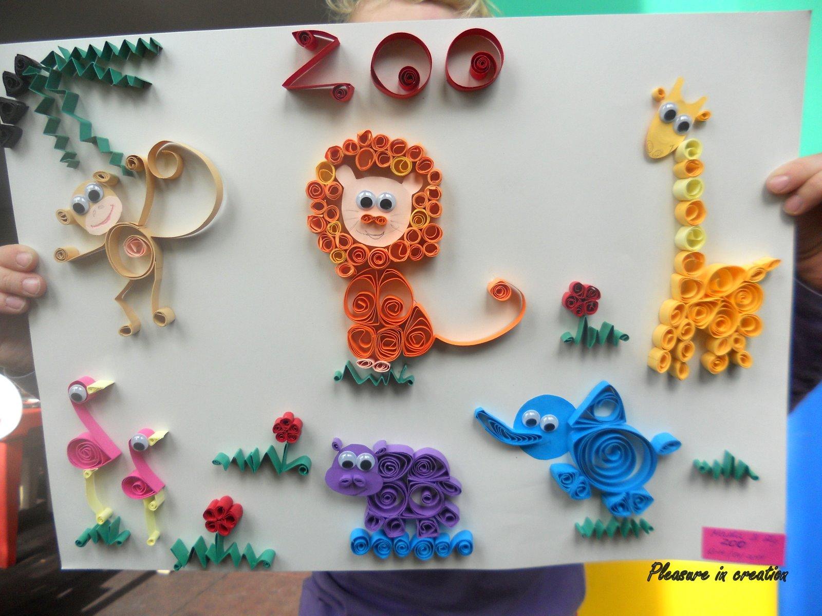 Essay on the tree zoo animals