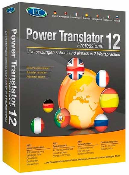 Power translator 17 pro quickly translate everything in 8.