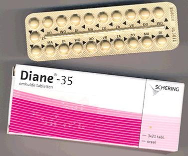 Diane 35 Pille Brustwachstum
