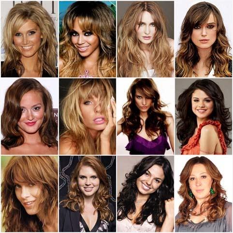 cabelos femininos 2011