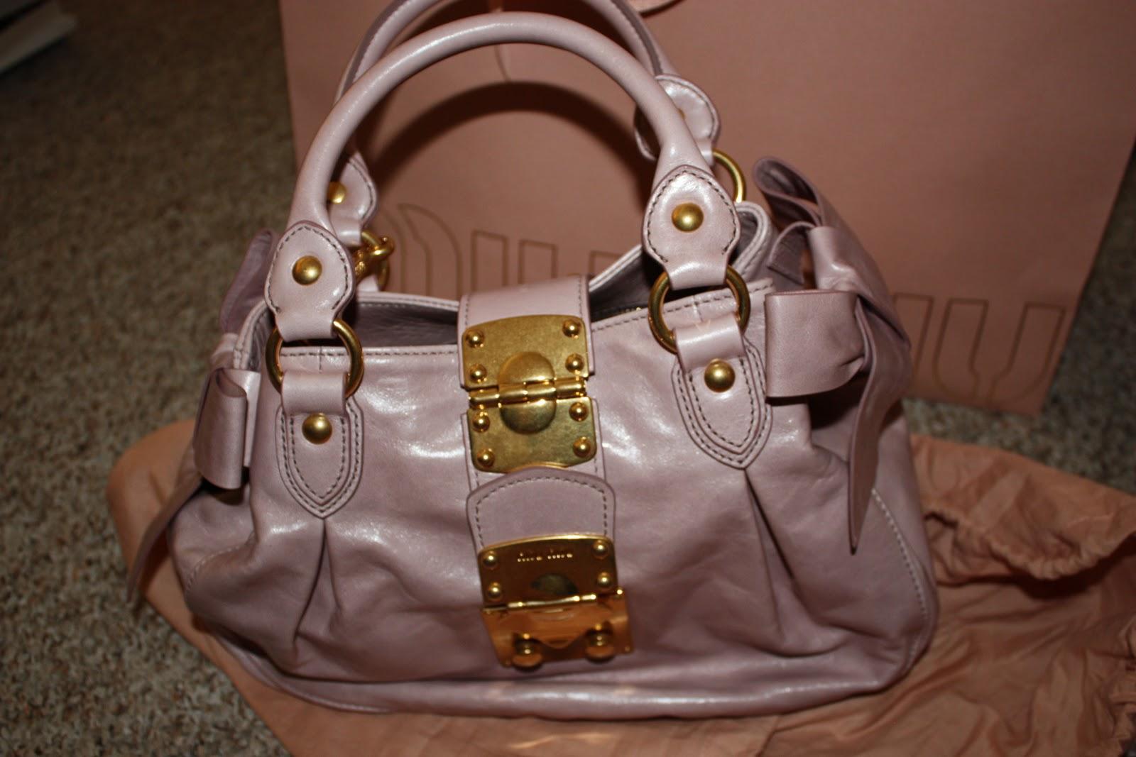 9f1c95ce64b MIU MIU Nappa Matelasse Tote Loto 105513 missklicious  Miu Miu bow bag - In  love!