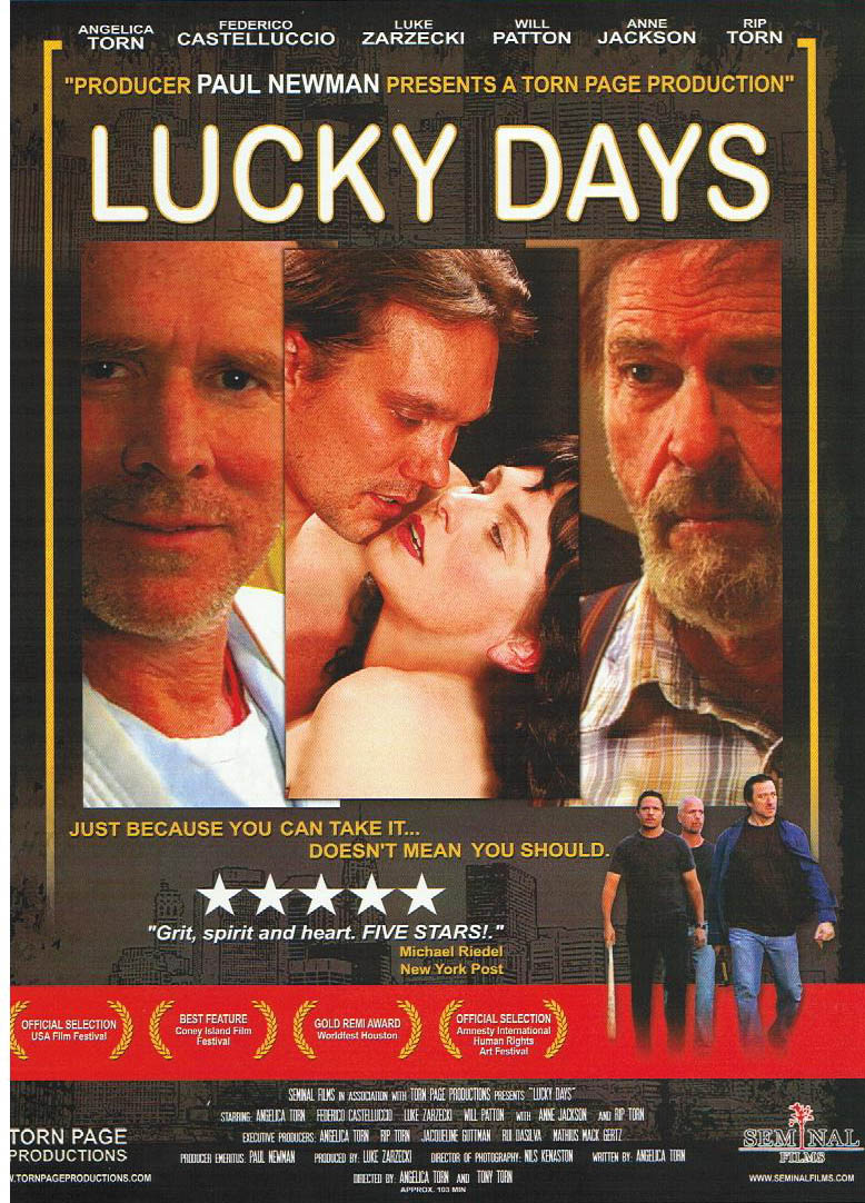 Lucky Days movie