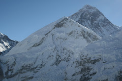 Mt. Everest in the Himalaya