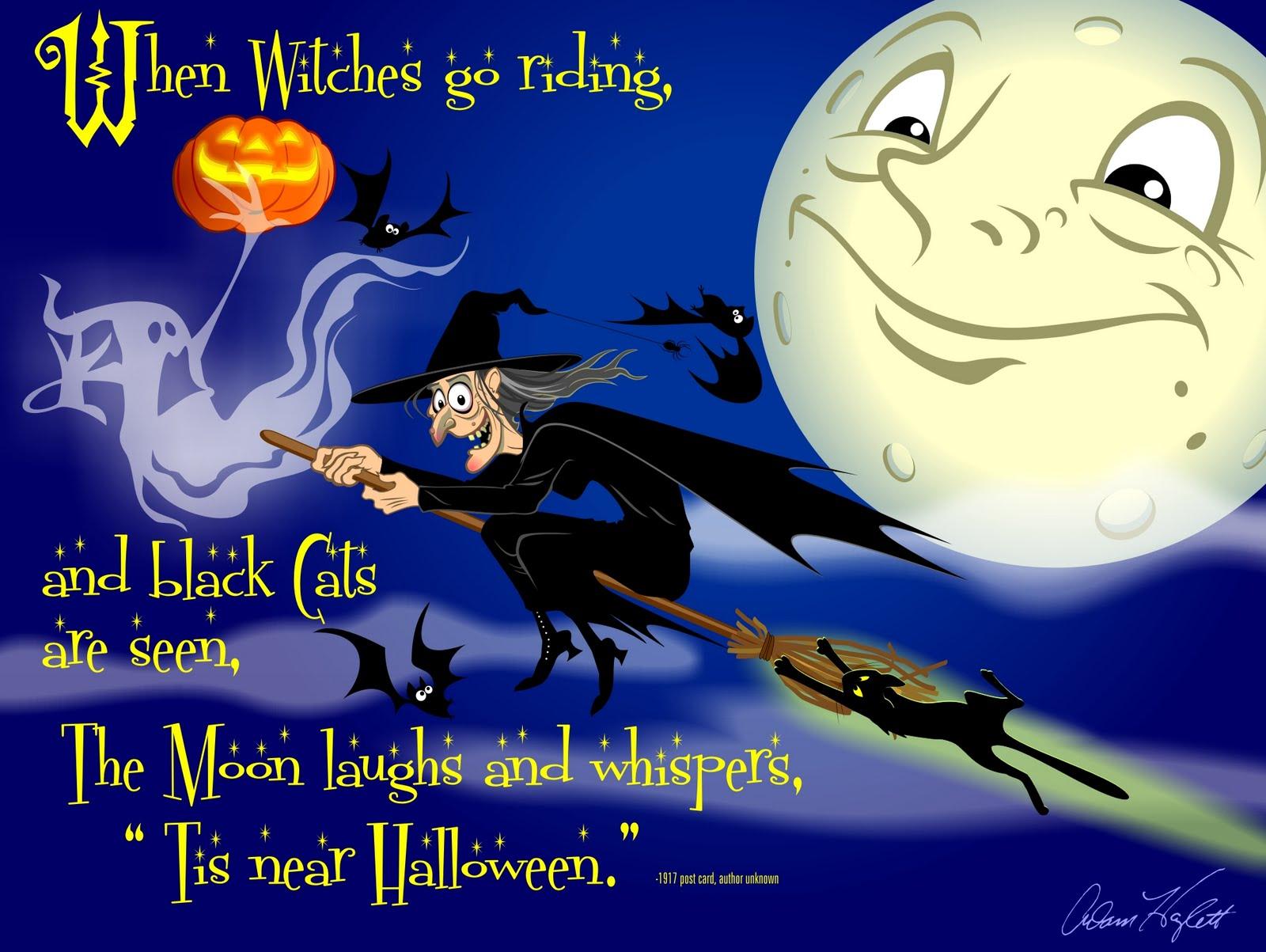 TiKiMOOSE: When Witches Go Riding