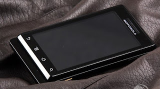 Motorola milestone smartphone - The best choice for men