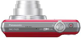 Panasonic DMC-FH20 handy for everyone