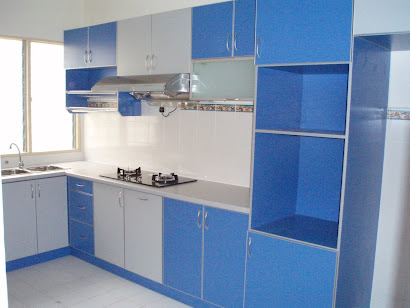Kabinet Dapur Apartment
