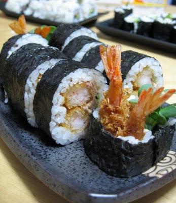 différence maki sushi