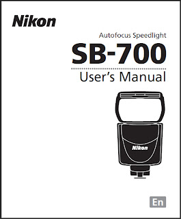 DSLR Review: Nikon SB-700 Manual is Now Available