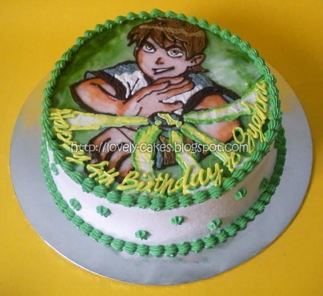 Lovely Cakes: October 2010