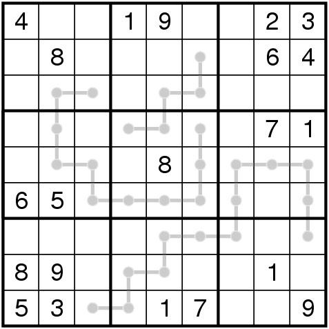 sudoku knacker sehr schwierig
