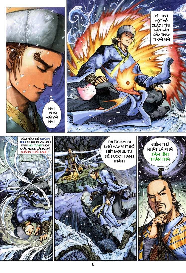 Anh Hùng Xạ Điêu anh hùng xạ đêu chap 4 trang 8