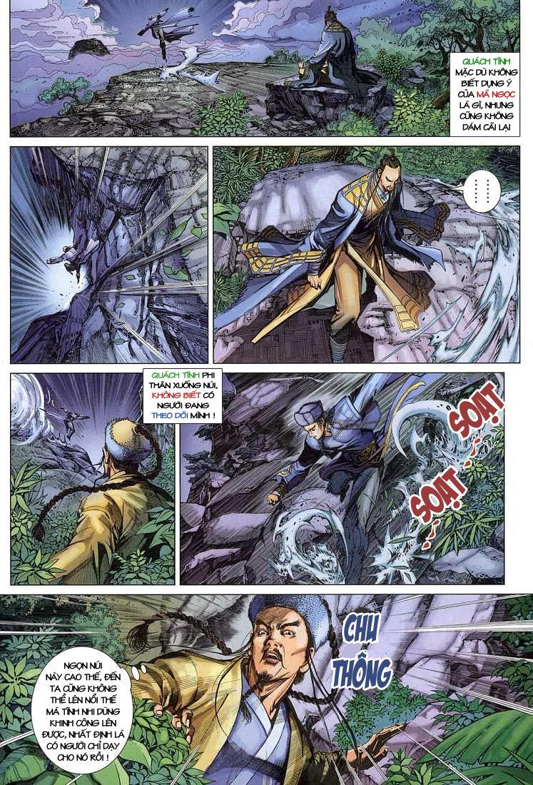Anh Hùng Xạ Điêu anh hùng xạ đêu chap 4 trang 12