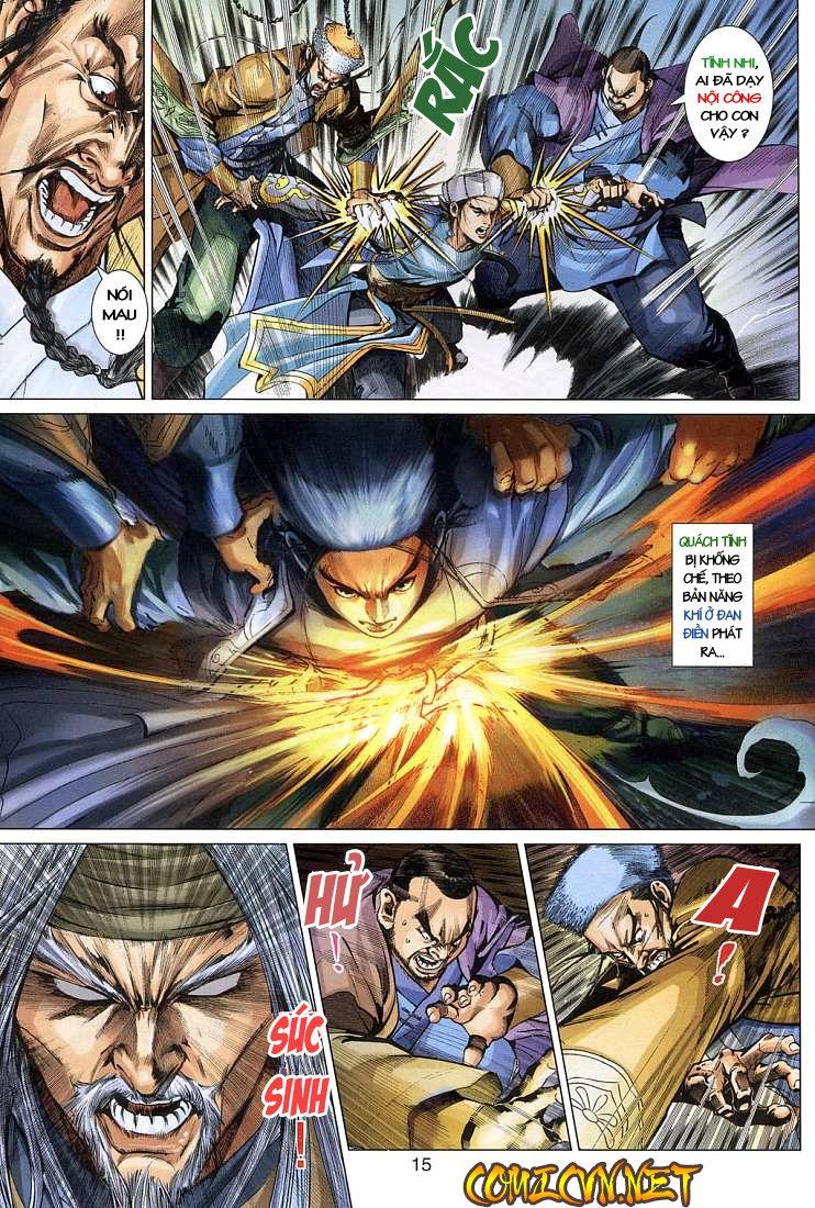 Anh Hùng Xạ Điêu anh hùng xạ đêu chap 4 trang 15