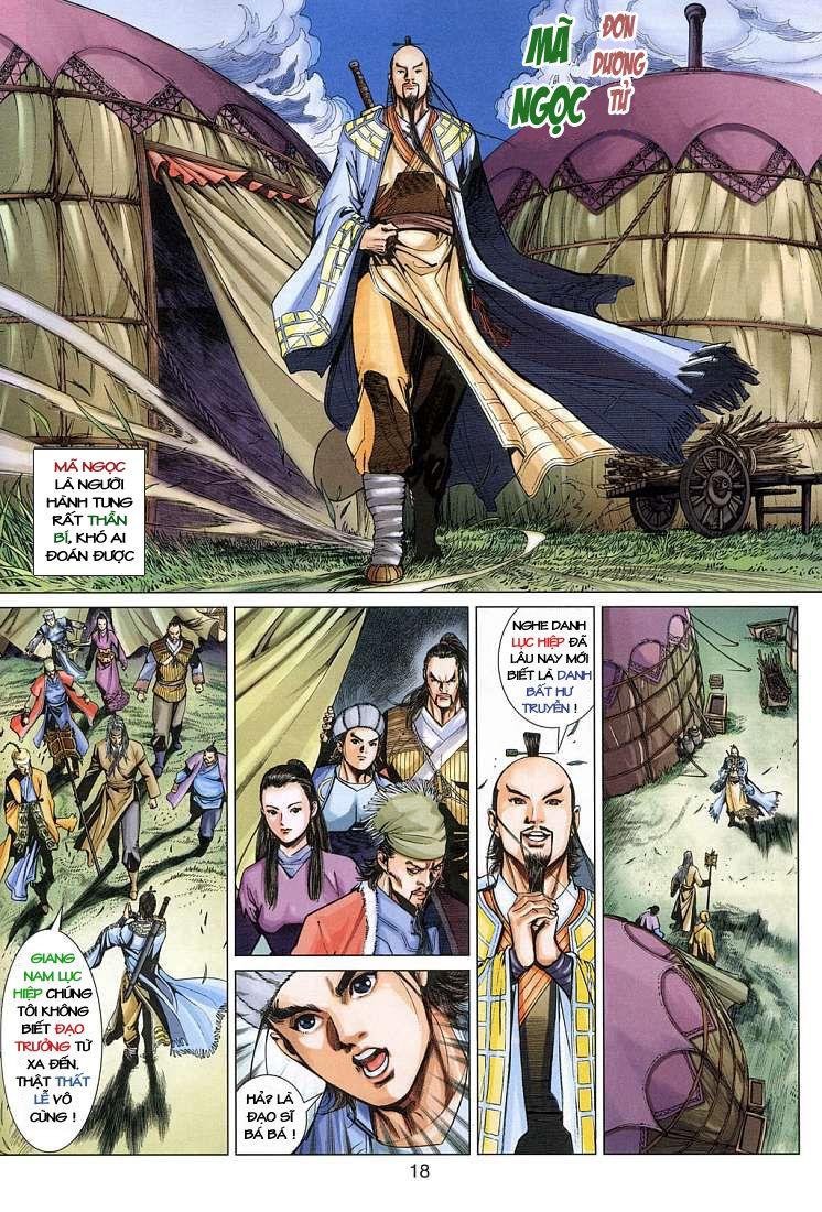 Anh Hùng Xạ Điêu anh hùng xạ đêu chap 4 trang 18